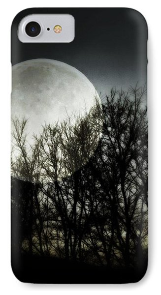 Moonlight IPhone Case by Marianna Mills