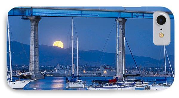 Moonlight Mooring IPhone Case by Dan McGeorge