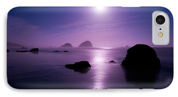 Moonlight Reflection Phone Case by Chad Dutson