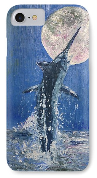 Moonlight IPhone Case by Stan Tenney