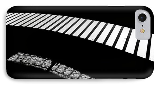 Moonlight Under The Highway Phone Case by Bob Orsillo