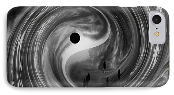 Moonlight Walkers IPhone Case
