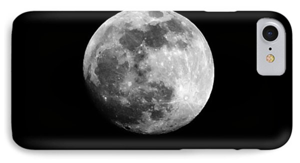 IPhone Case featuring the photograph Moonlit Dreams by Chris Fraser