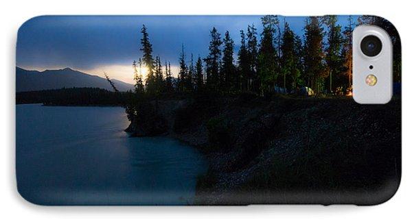 Moonrise At Wabasso Campground IPhone Case