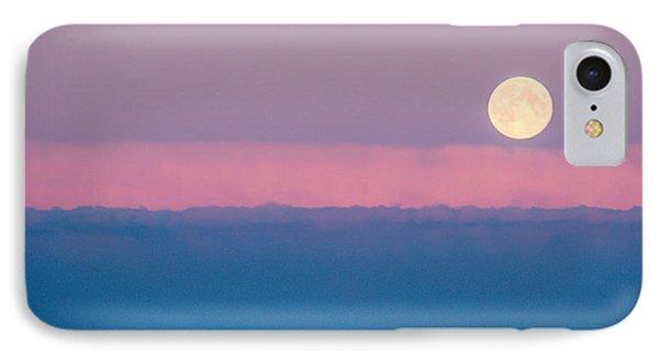 Moonrise Phone Case by Christina Klausen