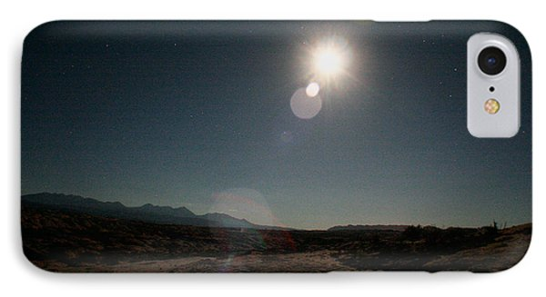 Moonrise Over Arches IPhone Case