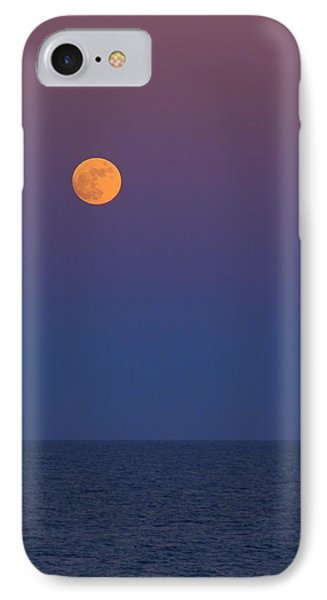 Moonrise Serenity IPhone Case by Geri Glavis