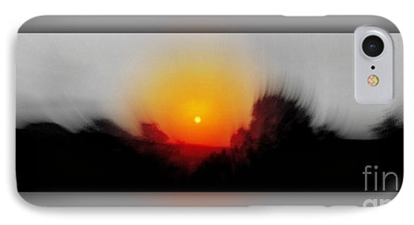 Moonrise IPhone Case by Sian Lindemann