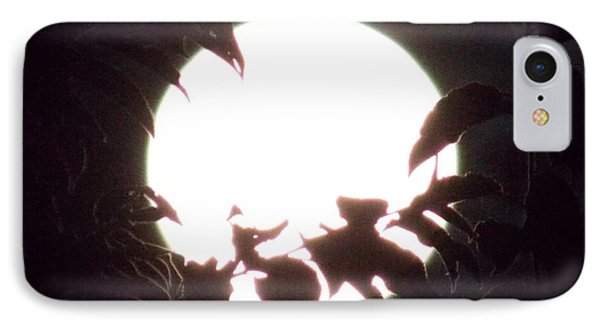 Moonshine 15 Flying Sea Horse Pt2 IPhone Case