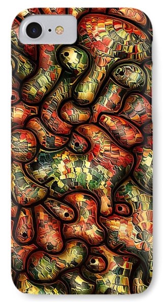 Mop By Rafi Talby Phone Case by Rafi Talby