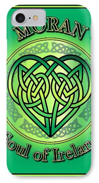 Moran Soul Of Ireland IPhone Case by Ireland Calling