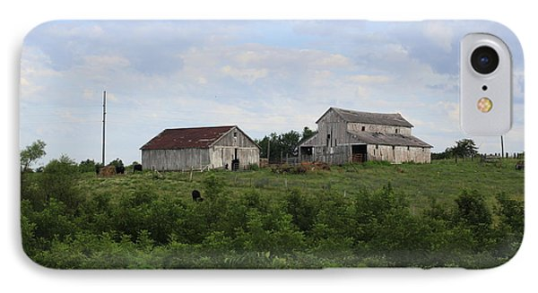 Moravia Barns IPhone Case