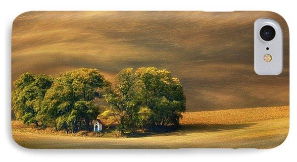 Moravian Fields... IPhone Case