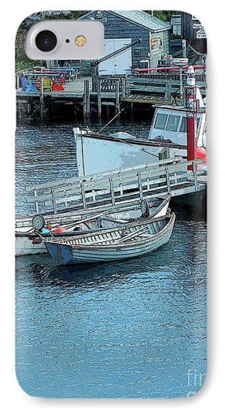 More Boats Phone Case by Kathleen Struckle
