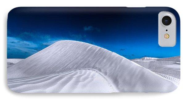 More Desert On The Horizon IPhone Case