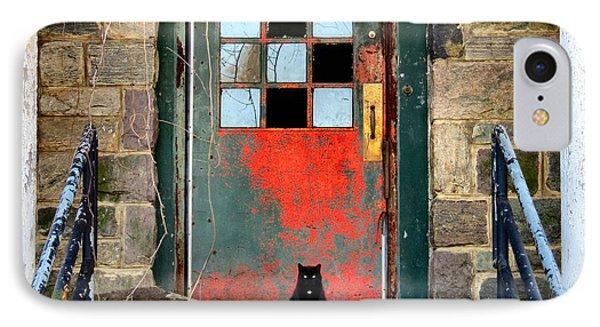 More Than Spirits Phone Case by Art Dingo