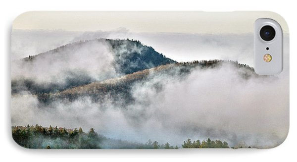 IPhone Case featuring the photograph Morning After The Storm by Allen Carroll