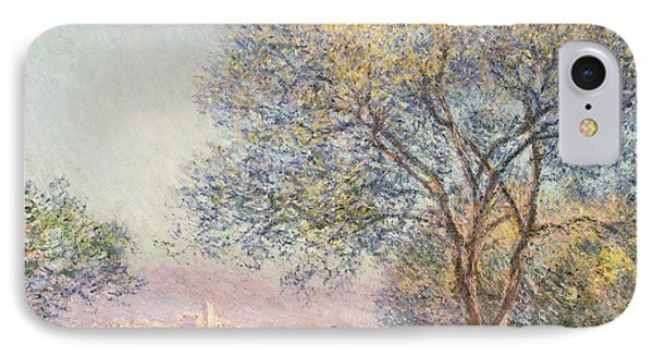 Morning At Antibes IPhone Case by Claude Monet