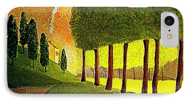 Chambord Morning By Bill O'connor IPhone Case