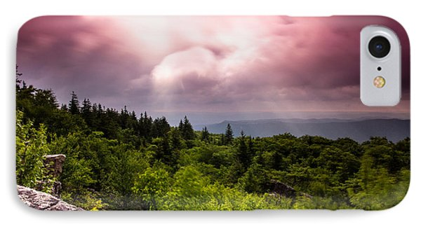 Morning At Dolly Sods IPhone Case