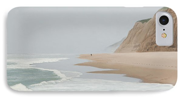 Morning At Pomponio 2 IPhone Case