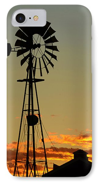 Morning At The Farm IPhone Case