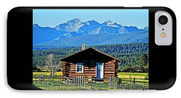 IPhone Case featuring the photograph Morning At The Getaway by Joseph J Stevens