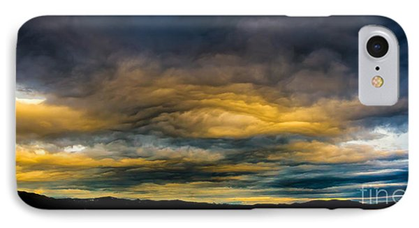 Morning Canvas Phone Case by Mitch Shindelbower