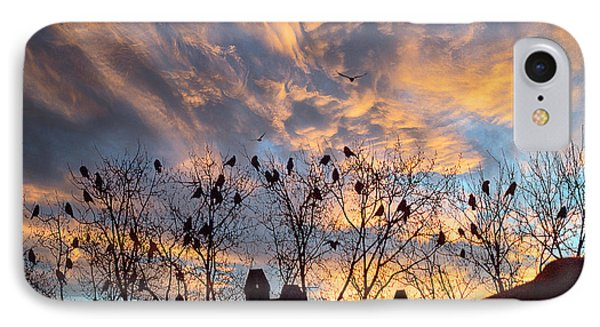 IPhone Case featuring the photograph Morning Colors by Vladimir Kholostykh