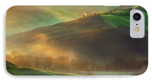 Morning Dreams IPhone Case