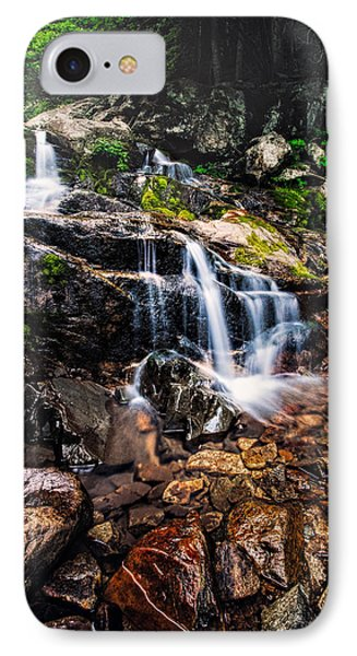 IPhone Case featuring the photograph Morning Falls  by Joshua Minso
