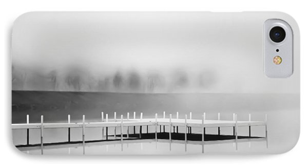 IPhone Case featuring the photograph Morning Fog Burn-off by Greg Jackson