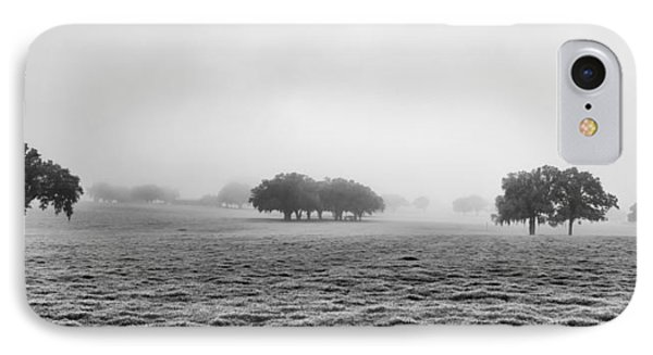 Morning Fog IPhone Case by Howard Salmon