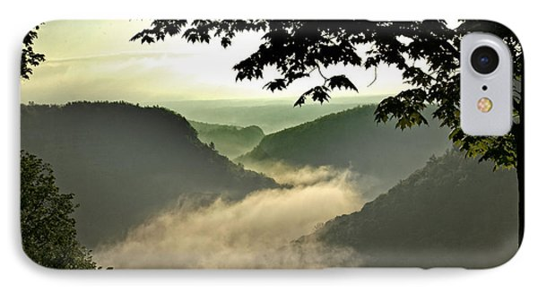 Morning Fog IPhone Case by Richard Engelbrecht