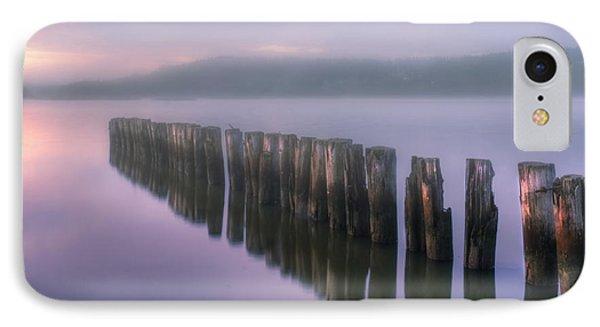 Morning Fog IPhone Case by Veikko Suikkanen