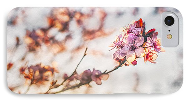 IPhone Case featuring the photograph Morning Glory by Joshua Minso