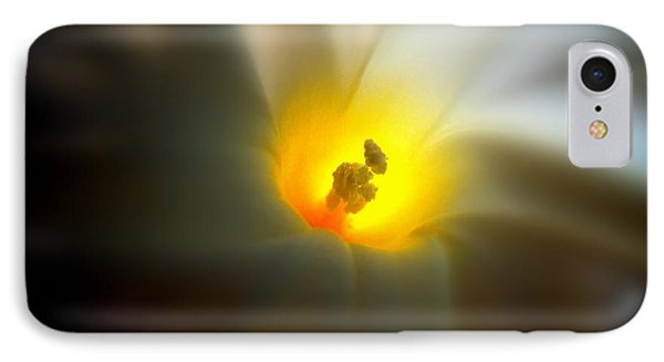 Morning Glory Phone Case by Nick Kloepping