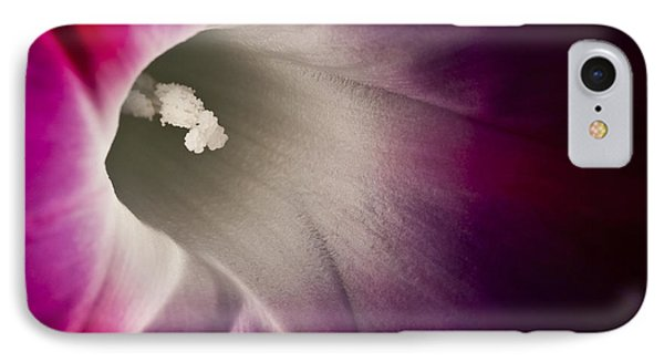 Morning Glory Pink IPhone Case