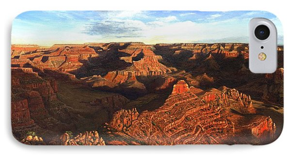 Morning Glory - The Grand Canyon From Kaibab Trail  IPhone Case