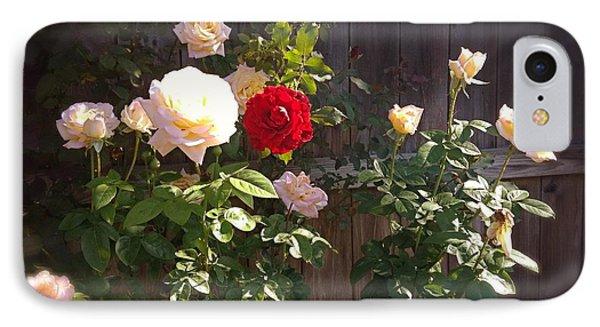 Morning Glory IPhone Case by Vonda Lawson-Rosa