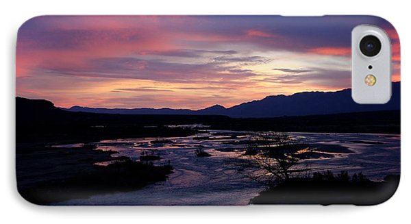 IPhone Case featuring the photograph Morning Glow by Tammy Espino