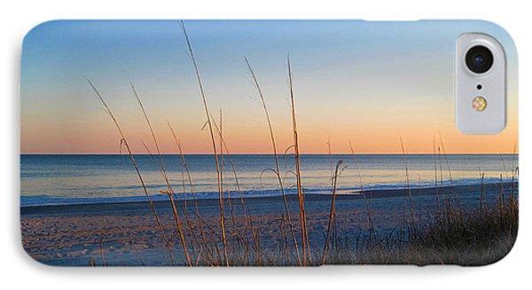 Morning Has Broken At Myrtle Beach South Carolina IPhone Case by Susanne Van Hulst