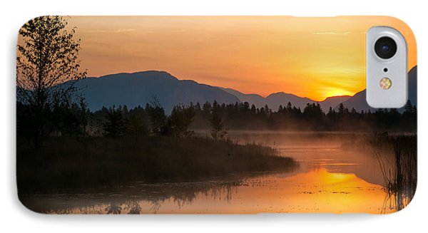 IPhone Case featuring the photograph Morning Has Broken by Jack Bell