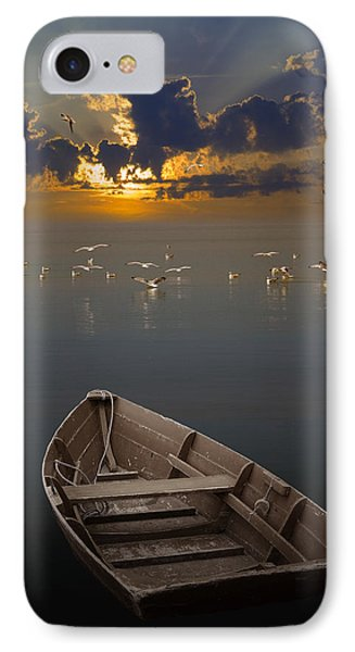 Morning Has Broken Like The First Morning Phone Case by Randall Nyhof