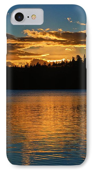 Morning Has Broken IPhone Case by Sherri Meyer