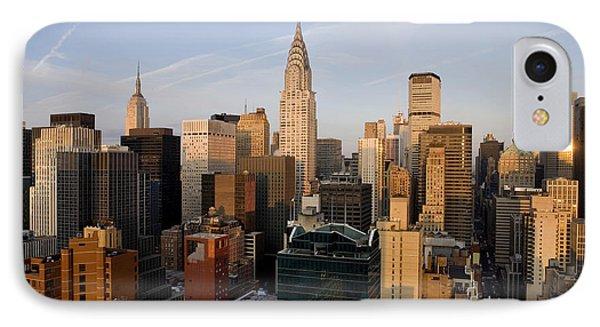 Morning In Manhattan IPhone Case