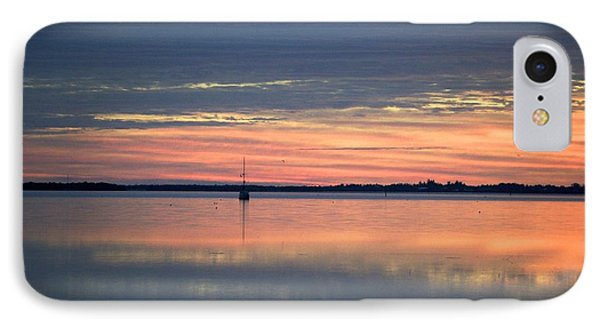 IPhone Case featuring the photograph Morning In The Keys by Sandy Molinaro