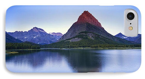 Morning In The Mountains IPhone Case by Andrew Soundarajan