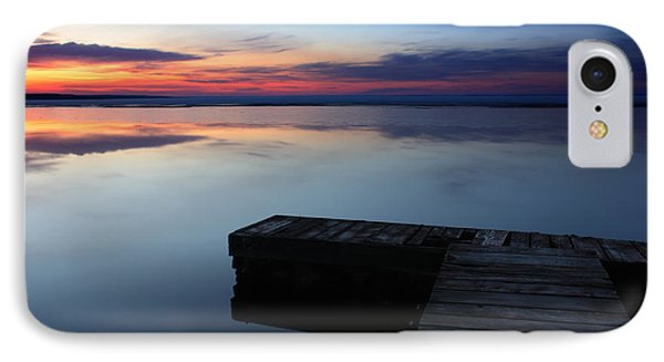 Morning Light Phone Case by Brian Boudreau