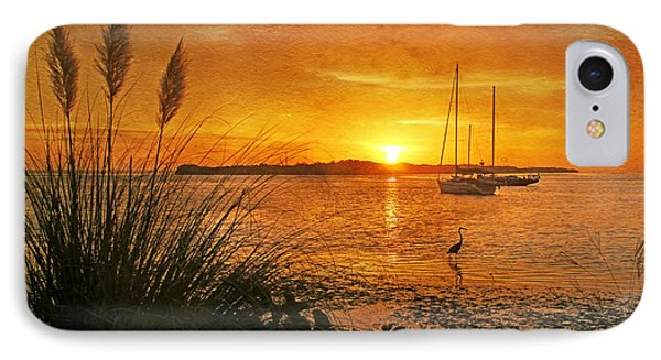 Morning Light - Florida Sunrise IPhone Case by HH Photography of Florida